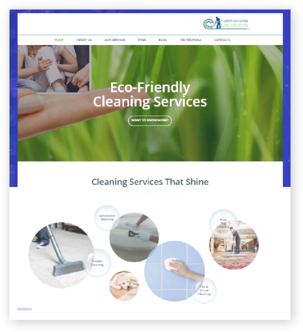 Carpet Cleaners Los Angeles